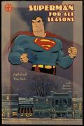 Superman Lot Of 3 Tpbs - Aliens/bloodlines Outbreak/for All Seasons Winter - Nm