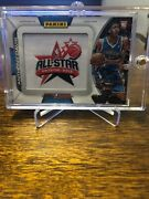 2013 Anthony Davis All-star Patch Fatherand039s Day Rc 2/5 Sp Rookie Rare