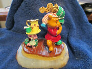 Ron Lee Winnie The Pooh And The Cookie Jar Disney Item Mm 830 Le 809/950