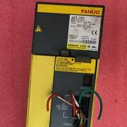 Used One For Fanuc A06b-6120-h011 Servo Amplifier A06b6120h011 Fully Tested