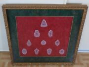 Joys Of Winter Collection Waterford Framed Crystal Ornaments Set Of 10