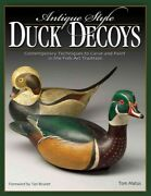 Antique-style Duck Decoys, Paperback By Matus, Tom, Like New Used, Free Shipp...
