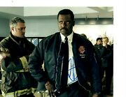 Chicago Fire Eamonn Walker Signed With Taylor Kinney 8x10 Wallace Boden