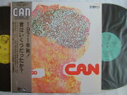 Promo Label / Can Tago Mago / Un-played 2lp With Obi