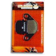 Front High Performance Brake Disc Rotor Pads For Suzuki Rm 80 [1986-1995]