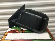 2009 2010 Ford Edge Left Driver Side Used Power Door Mirror W Lamp Heat Memory