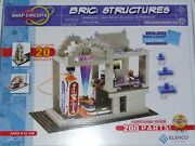 Snap Circuits Bric Structures Electronic Learning Brick Building Elenco Scbrick1