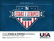 2020 Panini Usa Stars And Stripes Japanese Silhouettes Signatures Pick From List