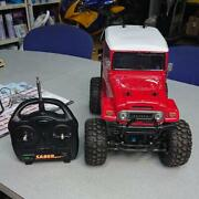 Tamiya Made Off-road Radio Controlled Car Operation Confirmed Used 982/hk