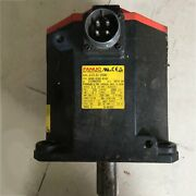 One Used Fanuc A06b-0085-b103 Servo Motor Tested In Good Condition