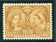 Canada Scott 63, Used-sup Perfectly Centered Graded 98 Cpes Cert Dfp 3/17/20