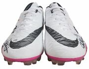 Neymar Game Used And Signed Nike Cleats