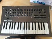 Korg Limited Edition Minilogue Polished Gray - Rare Discontinued Version