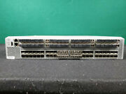 Cisco Ds-c9396s-k9 Mds 16gb Fc Switch 72x Active Ports Port-side Exhaust Airflow