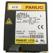 One Used Fanuc A06b-6115-h006 Power Supply Module A06b6115h006 Fully Tested