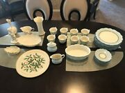 Lenox Dinnerwear And Misc. - 400 Obo