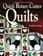 Quick Rotary Cutter Quilts By Bono Pam Book The Fast Free Shipping