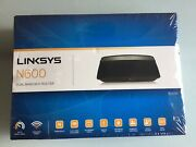 Linksys Dual-band Wi-fi Router N600 Model E2500 Wireless N New Sealed Free Sh