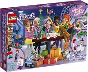 Lego Friends Advent Calendar [41382, 330 Pieces, Ages 6+, 24 Gifts, Lego®] New