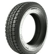 2 New Michelin Xds 2 - 245/70r19.5 Tires 24570195 245 70 19.5