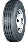 2 New Trazano Cr960a - 285/75r24.5 Tires 28575245 285 75 24.5