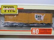 Tmi2539mid-states Packers 40' Reefer 2107-kit Ho Scale