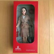 Emirates Airlines Cabin Crew Doll