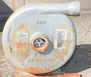 Huge Buffalo Forge No 2 Electric Blower Collectible Industrial Fan 13 Dia Blade