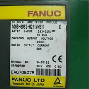 One Used Fanuc Spindle Amplifier A06b-6082-h211h511 Free Shipping