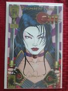 Shi Premier Issue 1 Crusade Comic Empire Publications Signed Bytucci Nm/mt 9.8