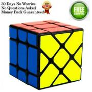 Premium Professional 3x3 Magic Cube Game Puzzle Toy Great For Collection Kid New