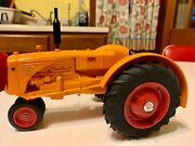 Minneapolis Moline Utu 1/16 Limited Edition Tractor Scale Model 1613 Of 5000