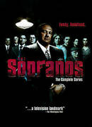 The Sopranos The Complete Series Dvd 2014 30-disc Box Set Brand New