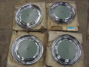 Nos 78-86 Olds Cutlass 14 Hubcaps 560655 79 80 81 82 83 84 85 Oldsmobile