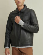 George Leather Jacket With Thinsulateandtrade Linin 100 Real Leather Original New 2020