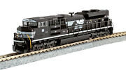 Kato N Scale Sd70ace Locomotive Norfolk Southern Ns 1111 Dc Dcc Ready 1768515