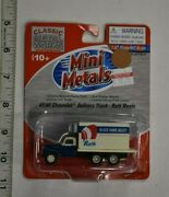 Ho Scale Mini Metals 30298 41/46 Chevrolet Delivery Truck - Rath Meats