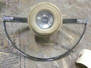 1967 Ford Fairlane Horn Ring And Center C70a 13a800 B - Used