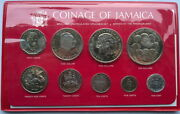 Jamaica 1978 Out Of Many One People Min Set Of 8 Coinsrare