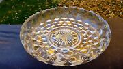 Fostoria American Crystal 12 Footed Lily Pond Bowl