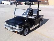 1957 Golf Cart Body Studebaker Front And Rear With Lights
