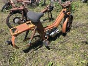 Vintage Sachs Moped Columbia Rusted Up/ Locked Motors