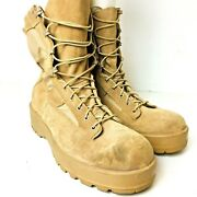 Wellco Temperate Weather Soft Toe Desert Combat Boots 11 R