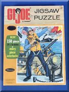Whitman Gijoe Action Sailor Navy Attack 150 Piece 14x18 Jigsaw Puzzle Complete