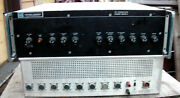 Wj 1240 Microwave Receiving System Pp-155 Power Supply Unit Reduced