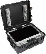 Waterproof Hard Travel Case For 27 Apple Imac Computer Keyboard And Mouse