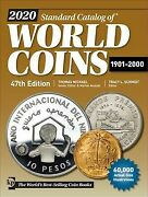 2020 Standard Catalog Of World Coins 1901-2000 Paperback By Michael Thomas ...