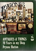 Antiques And Things Twenty Years In My Shop Byg... By Hutton, Prynne Paperback