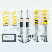 Kw Ddc - Plug And Play Coilovers Inox 39081006 For Seat Leon Height Adjustable
