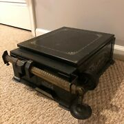 Triner All Steel Parcel Post Scale Chicago Ill. 100 Lb. Capacity